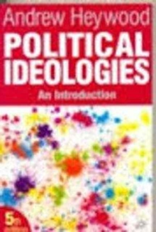 Image for POLITICAL IDEOLOGIES 5E IND ED