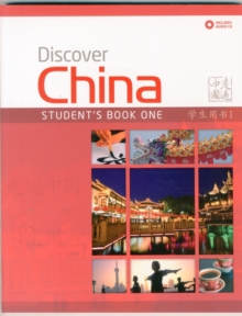 Image for Discover ChinaStudent's book one
