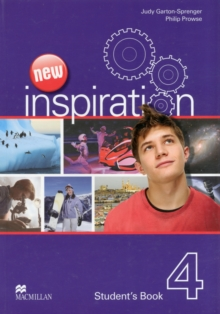 Image for New Edition Inspiration Level 4 Student's Book
