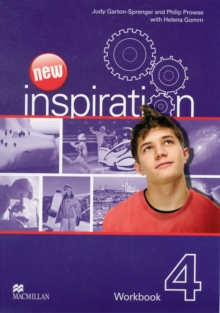 New Edition Inspiration Level 4 Workbook