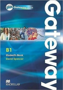 Image for Gateway B1+ Student Book and Webcode