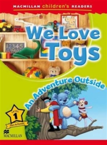 Image for Macmillan Children's Readers We Love Toys Level 1