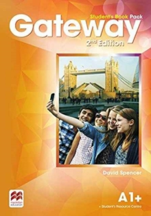 Image for Gateway 2nd edition A1+ Student's Book Pack