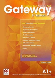 Image for Gateway 2nd edition A1+ Teacher's Book Premium Pack