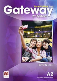 Image for Gateway 2nd edition A2 Student's Book Pack