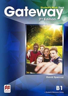 Image for Gateway 2nd edition B1 Student's Book Pack