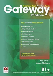 Image for Gateway 2nd edition B1+ Teacher's Book Premium Pack