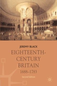 Image for Eighteenth-century Britain, 1688-1783