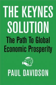 Image for The Keynes solution