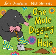 Image for One mole digging a hole