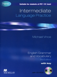 Image for Intermediate language practice  : English grammar and vocabulary