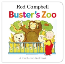 Image for Buster's zoo  : a touch-and-feel book