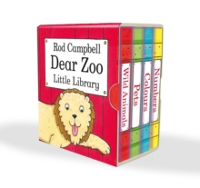 Image for Dear zoo little library
