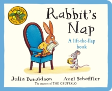 Image for Rabbit's nap  : a lift-the-flap book