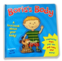 Image for Boris's body  : an interactive first human body book