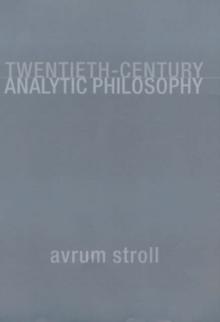 Image for Twentieth-Century Analytic Philosophy