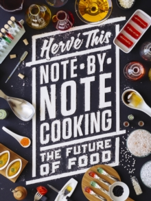 Image for Note-by-note cooking  : the future of food