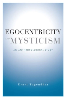 Image for Egocentricity and Mysticism : An Anthropological Study