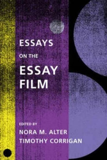 Image for Essays on the Essay Film
