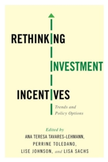 Image for Rethinking investment incentives  : trends and policy options