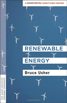Image for Renewable energy  : a primer for the twenty-first century