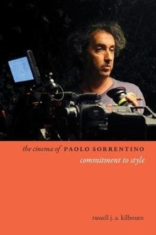 Image for The cinema of Paolo Sorrentino  : commitment to style