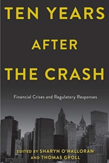 Image for After the Crash : Financial Crises and Regulatory Responses