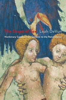 Image for The Shape of Sex : Nonbinary Gender from Genesis to the Renaissance