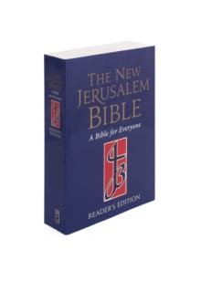 Image for NJB Reader's Edition Paperback Bible
