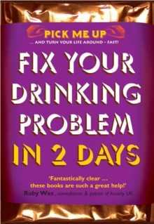 Image for Fix your drinking problem in 2 days