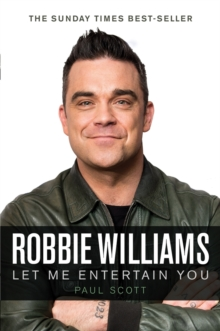Image for Robbie Williams  : let me entertain you