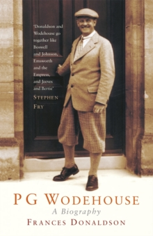 Image for P.G. Wodehouse  : a biography