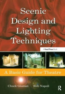 Image for Scenic design and lighting techniques  : a basic guide for theatre