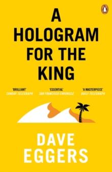 Image for A hologram for the king  : a novel