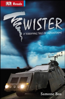 Image for Twister: a terrifying tale of superstorms