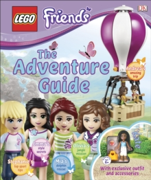 Image for LEGO friends  : the adventure guide