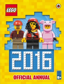 Image for LEGO Official Annual 2016
