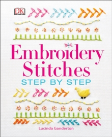 Image for Embroidery stitches  : step by step