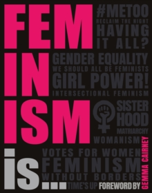 Image for Feminism is...