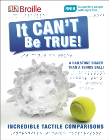 Image for It can't be true  : a hailstone bigger than a tennis ball!