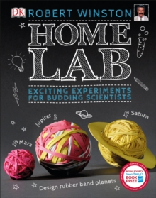 Image for Home lab  : exciting experiments for budding scientists