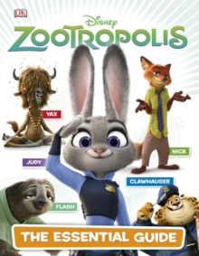 Image for Disney Zootropolis  : the essential guide