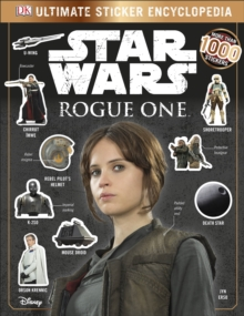 Image for Star Wars Rogue One Ultimate Sticker Encyclopedia