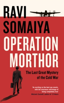 Image for Operation Morthor  : the last great mystery of the Cold War