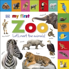 Image for My first zoo  : let's meet the animals!