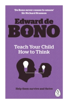 Image for Teach your child how to think