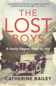 Image for The Lost Boys : A Family Ripped Apart by War