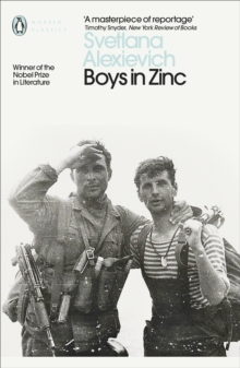 Image for Boys in zinc