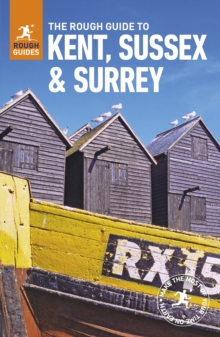 Image for The rough guide to Kent, Sussex & Surrey