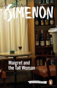 Image for Maigret and the tall woman